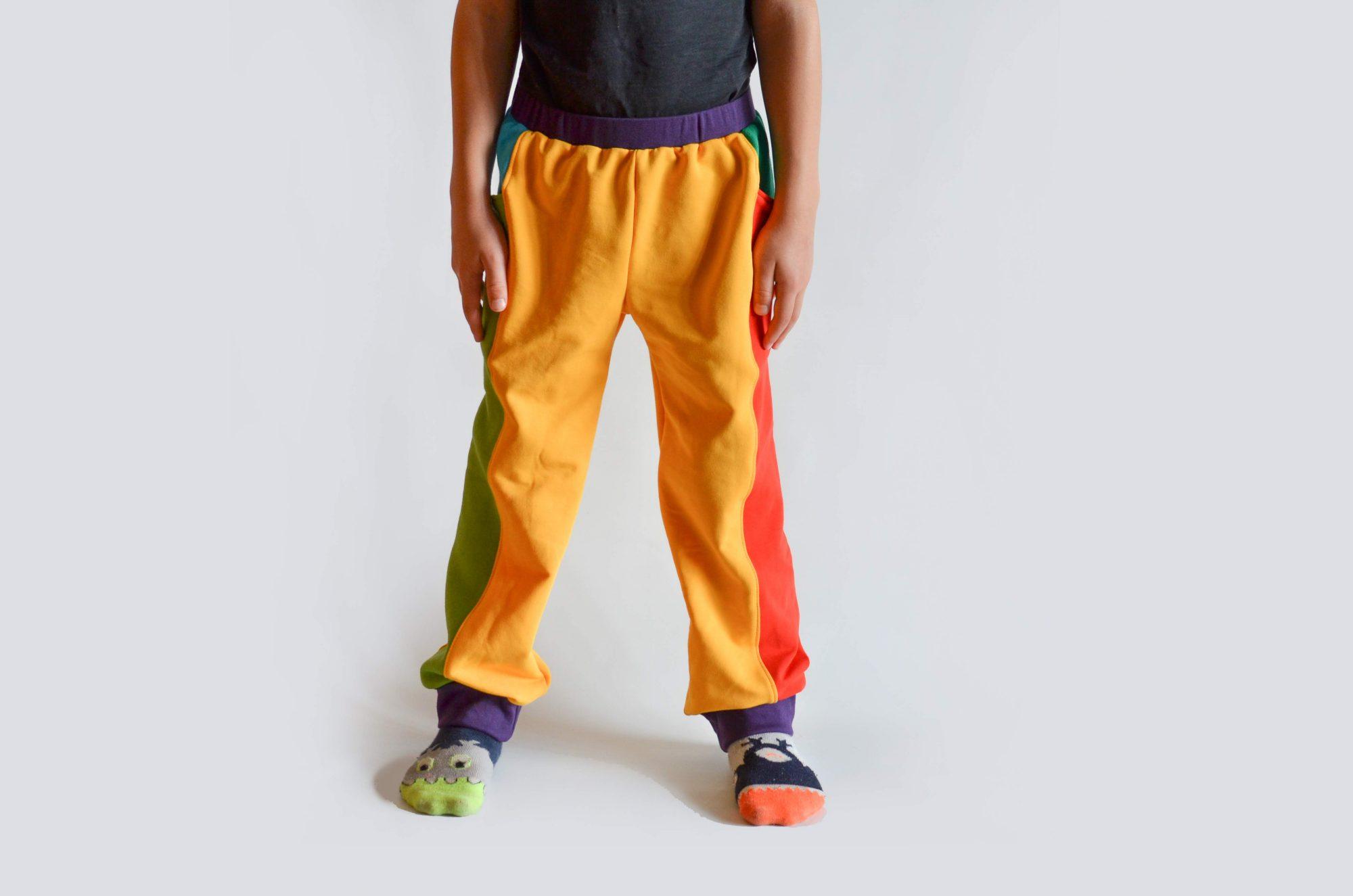 Pantalones Alpha – Nuevo patrón