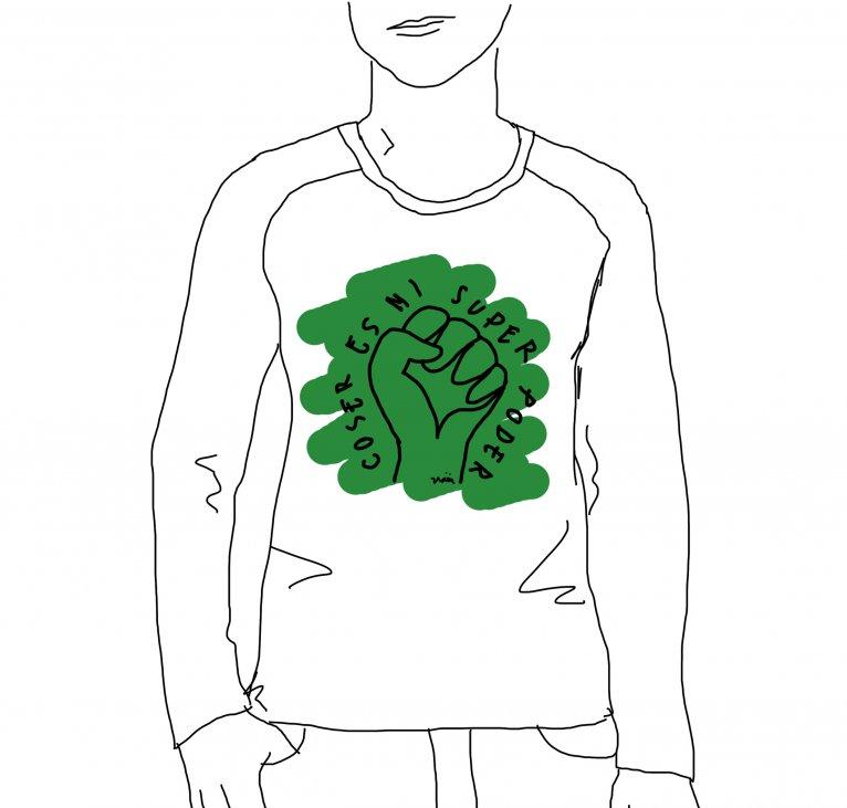 Ilustraciones para decorar prendas