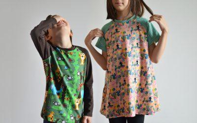 Vídeos de cómo coser camisetas