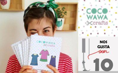 Diseñando patrones con Coco Wawa Crafts