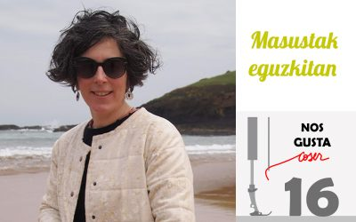 Confesiones de costura con Masustak eguzkitan