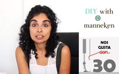 Trucos de costura con Diy with Manekken