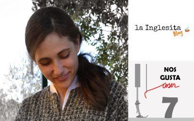 De blogger a tienda de tela con La Inglesita de Telaria