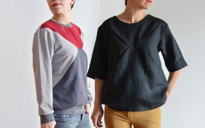 Sudadera Crucis – nuevo patrón de costura