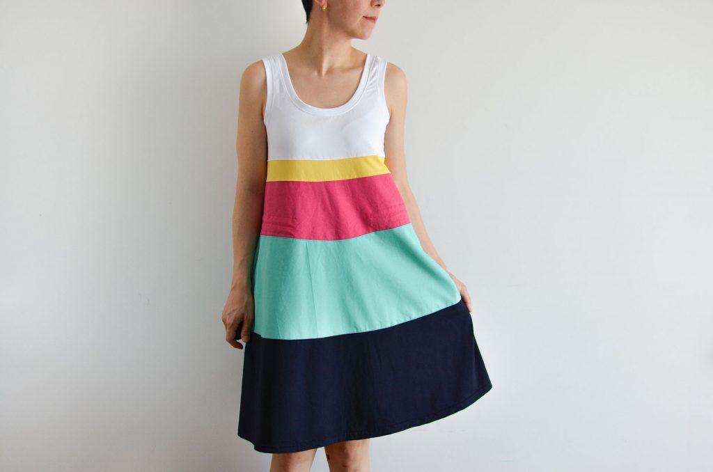 patrones vestido para verano