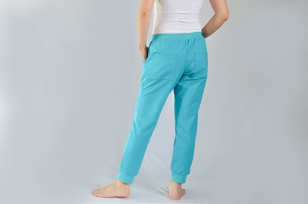 pantalones deva mujer