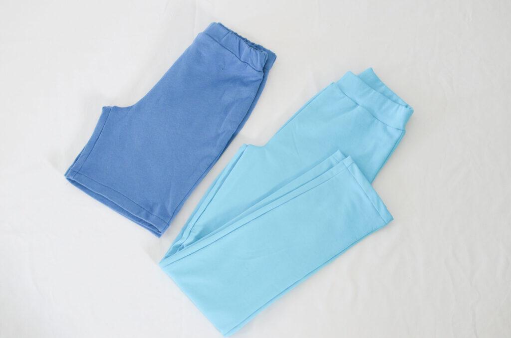 pantalones Xoga largos o cortos