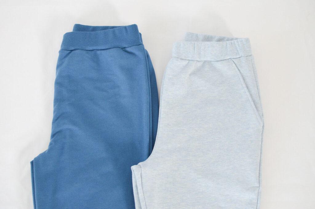 opciones de los pantalones xoga