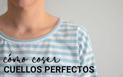 Coser cuellos de camiseta perfectos