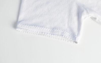 Dobladillo de camiseta original
