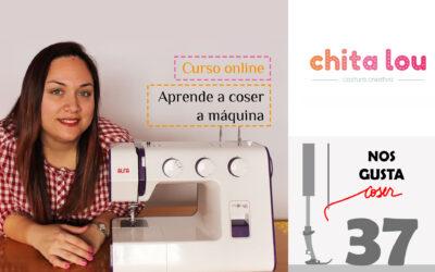 Aprende a coser con Chita lou