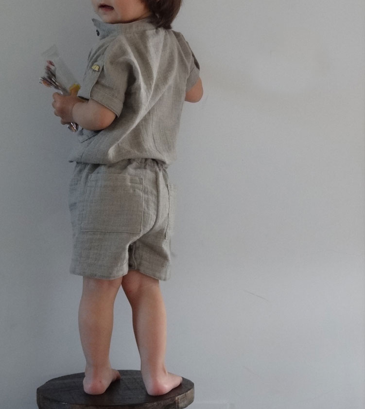 mono infantil con patrón 1