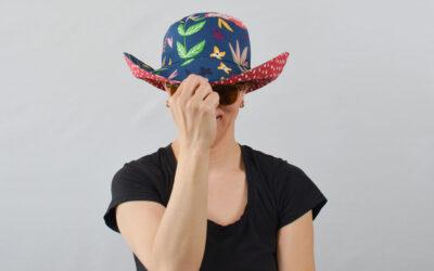 Patrón sombrero Tebra
